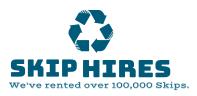 skip hire Falkirk logo
